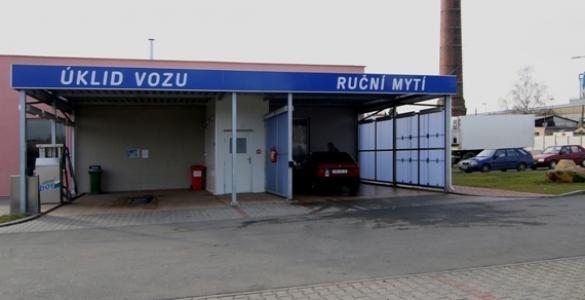 Mycí centrum Čelákovice 02